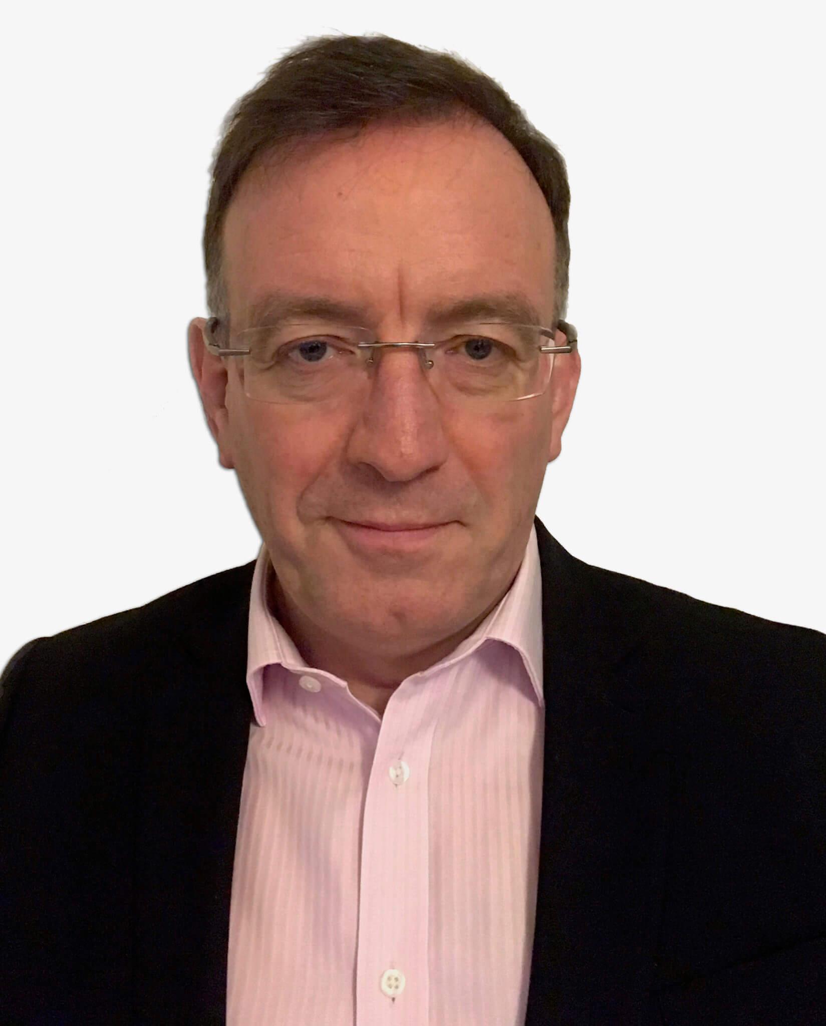 Barry Richardson - Managing Director