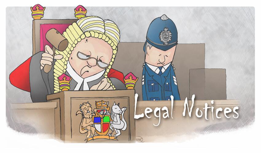 Legal Notices - Matrix Development Graphic drawn by Martin Richardson of ARTMART