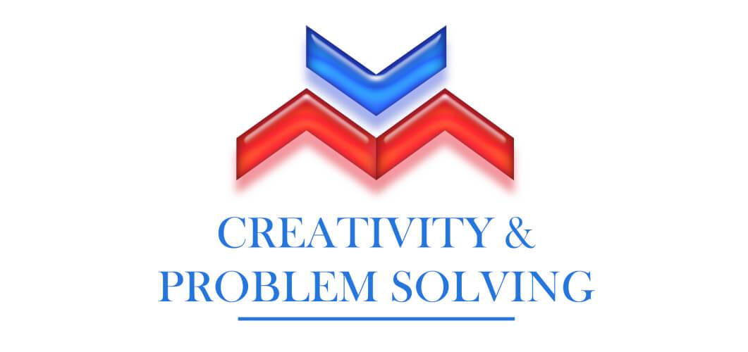 Creativity & Problem Solving - Matrix Development Logo